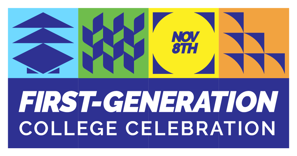 First Generation College Student Logo