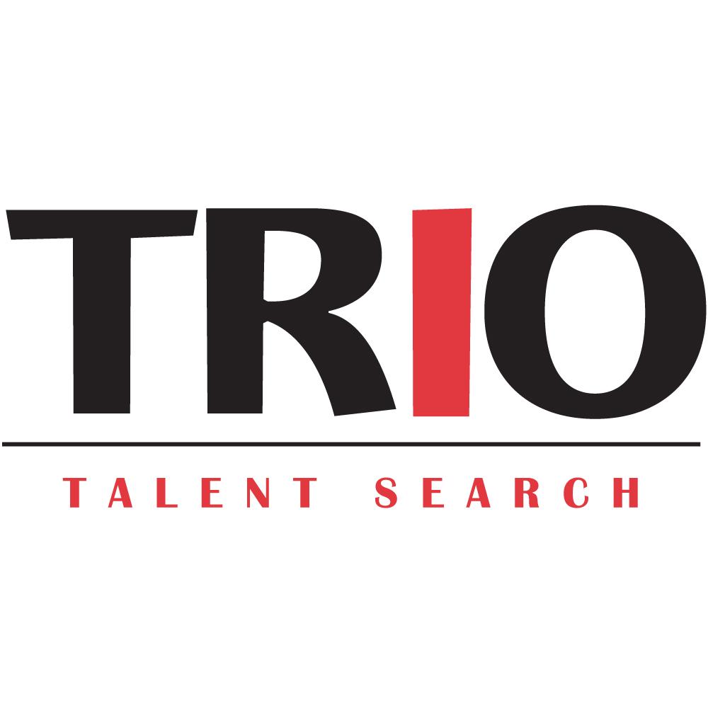 Trio Logo Educational Talent Search