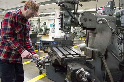 Mechanical Production Technology Degree Joliet Junior