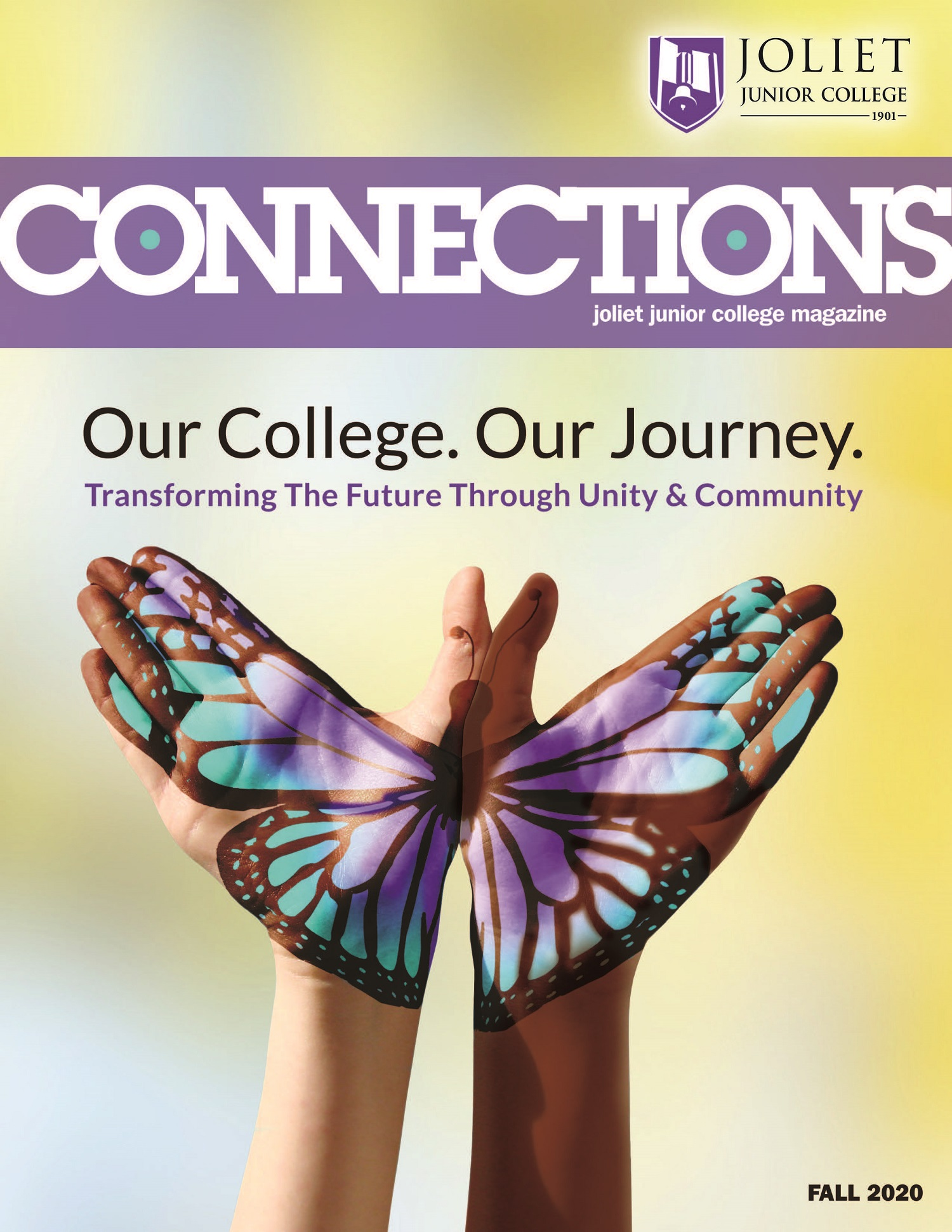 Fall 2020 Connections Cover