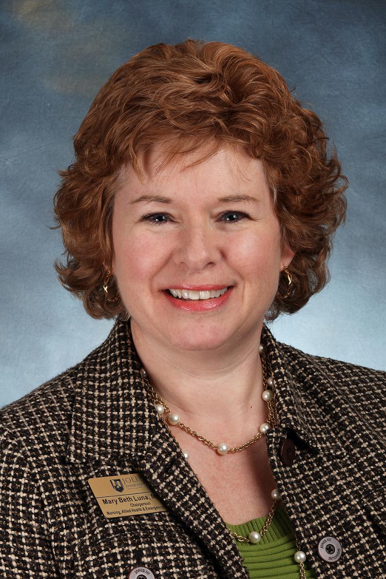 Dr. Mary Beth Luna