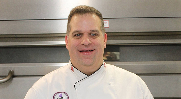 Photo of Chef Andy Chlebana
