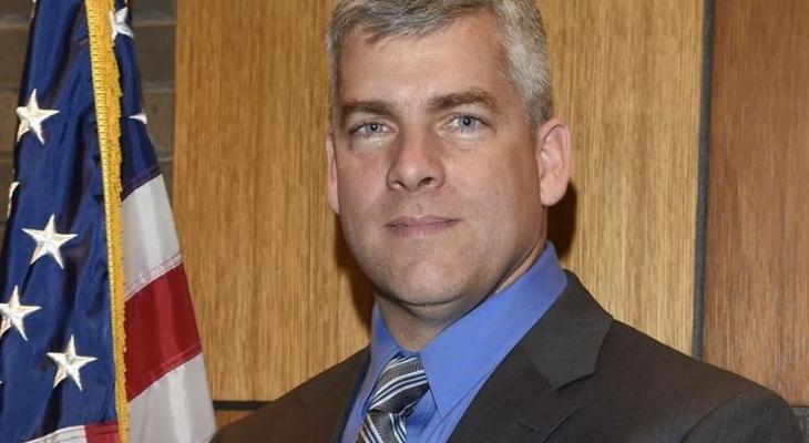 Mayor Bob O'Dekirk