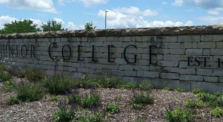 Main Campus front signage
