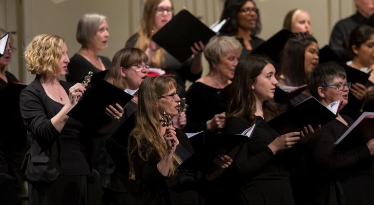 carols and chocolate concert