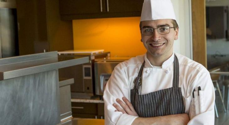 Chef Timothy Baran