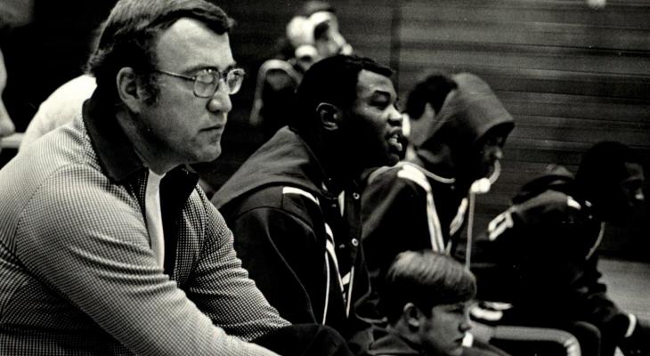 Coach Henry Pillard