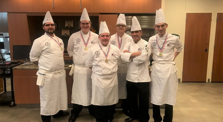 Culinary Competition Team 2019