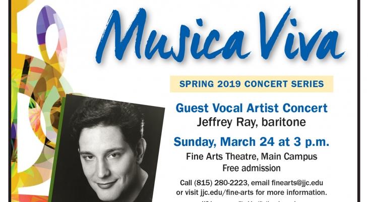Musica Viva flyer