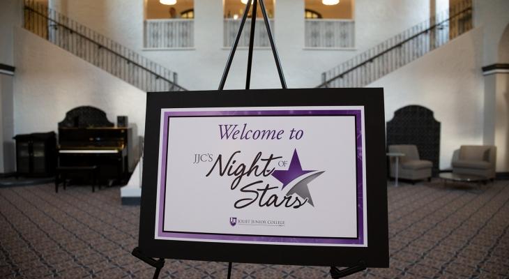 Night of Stars sign 2018