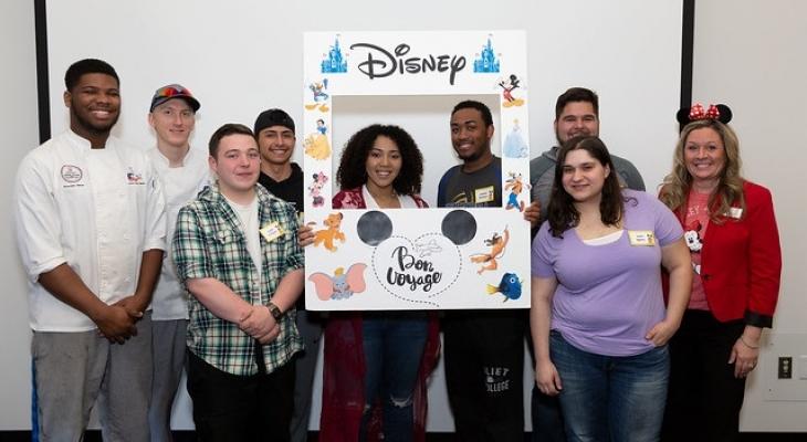 Disney Students 2019