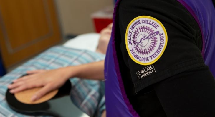 rad tech uniform patch