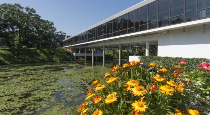 JJC Main Campus Bridge