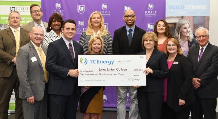 TC Energy Gift